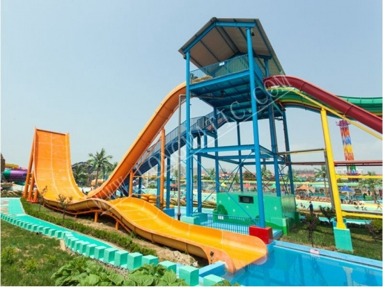 water slides manufacturer