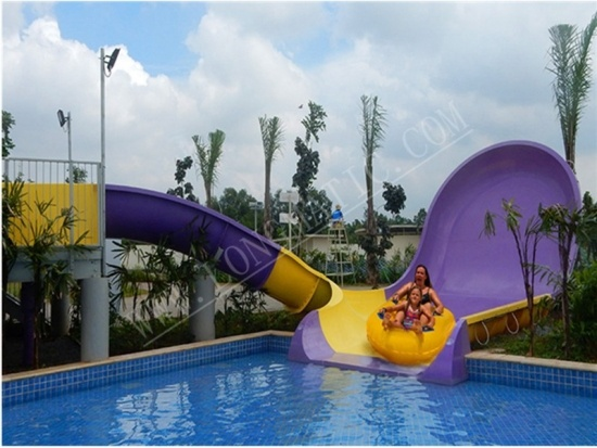 boomerang water slides for kids