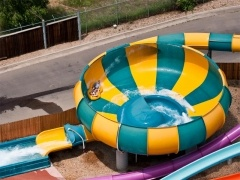 hot sale fiberglass water slides