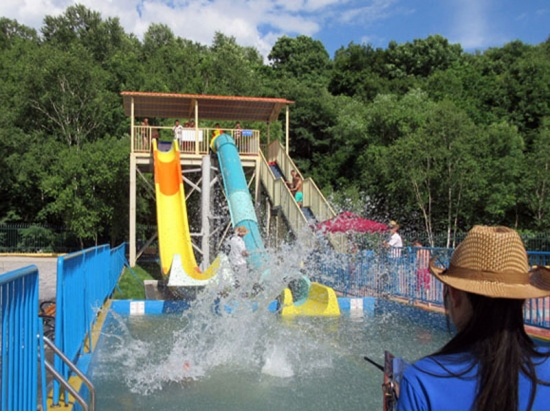 water park rides manufacturers
