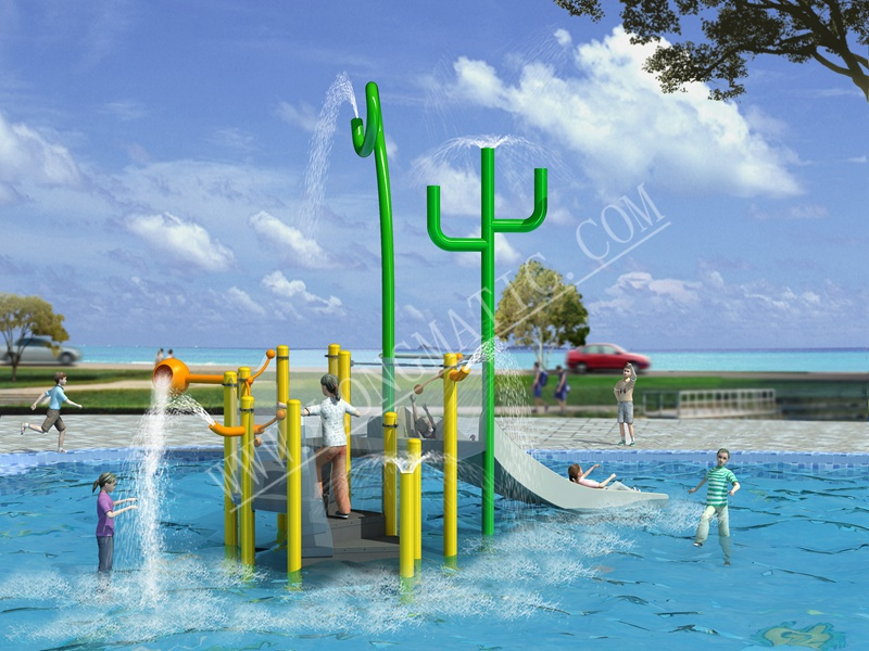 outdoor kids water house