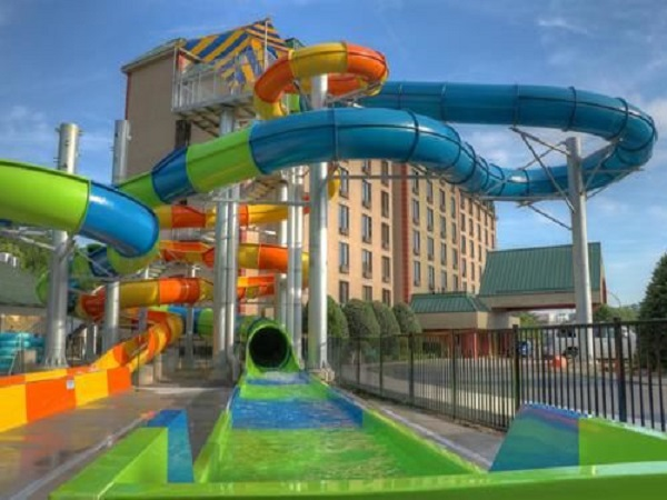 How to make more profit from the water park?